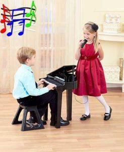 Çocuklar İçin Piyano Eğitiminin Muhteşem 10 Faydası Nedir?