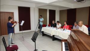 Müzik ve Piyanoda Özyeterlik ile ilgili çalışmalar.