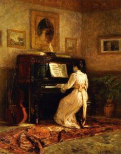 Konsol (Duvar, Dik, Stand ) Tipi Piyano  Nedir ve Özellikleri