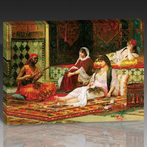Osmanlı Besteci Kadınlar – Kadın Müzisyenleri