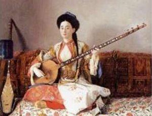 KADIN BESTEKARLAR -Sultan, Kadın ve Gayrimüslim Müzisyenler