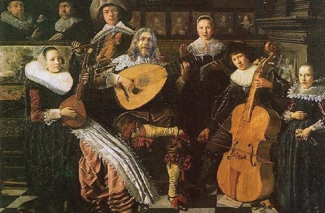 Barok Klasik Müzik Dönemi Konser tablosu
