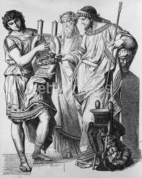 Eski Yunanlılar, müziği her türlü erdemin kaynağı sayarlardı. Onlara göre müzik, ruhun eğitilmesi ve arınmasında büyük bir etkendi.