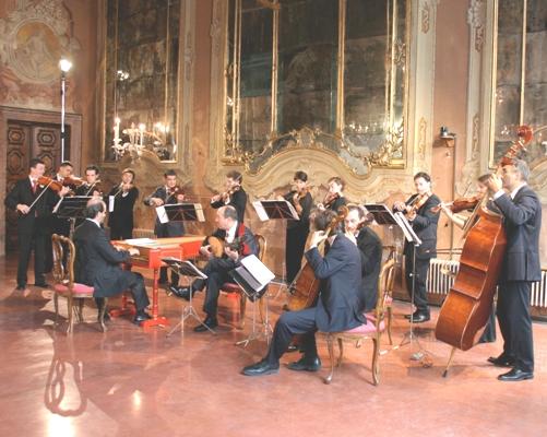 Barok Klasik Müzik Dönemi nden Konser tablosu