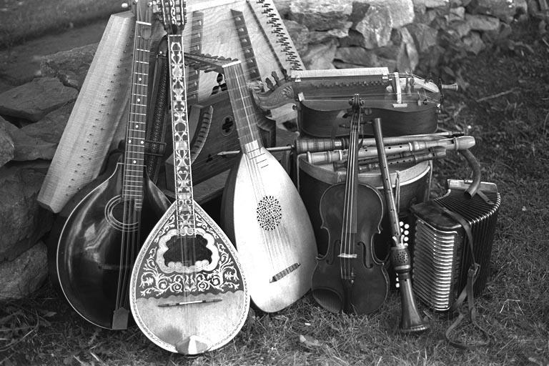 Barok Klasik Müzik Dönemi Önemli Müzikal enstrümanları