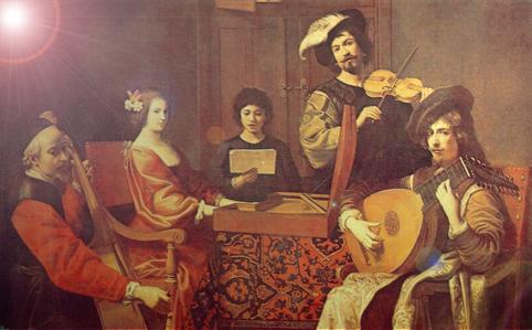 Barok Klasik Müzik Dönemi (1600-1750)